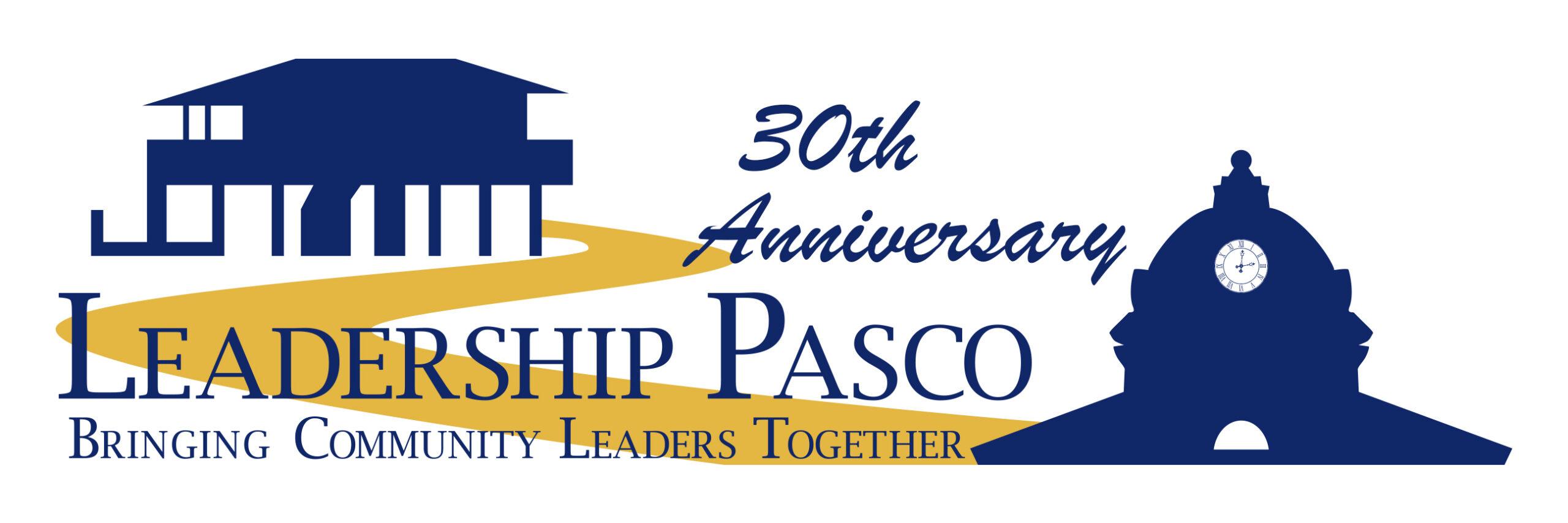Leadership Pasco 30th logo